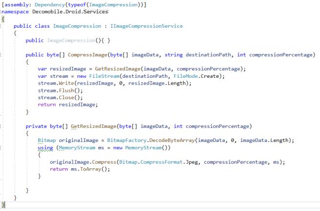 ImageCompression_droid